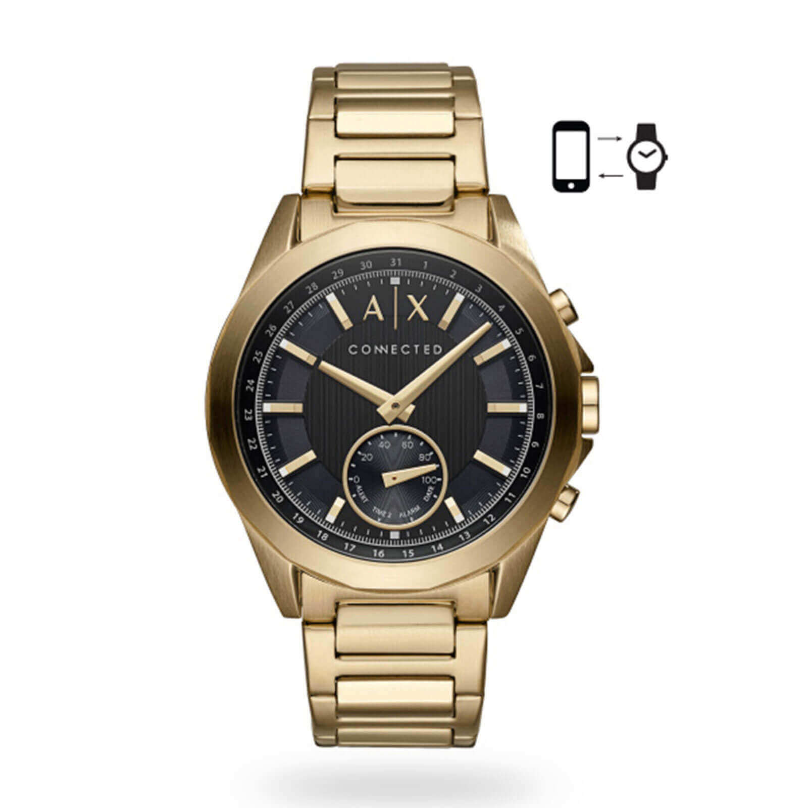 00f62c36574 Armani Exchange Connected Watch AXT1008