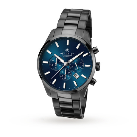 Accurist Dress Chronograph Mens Watch