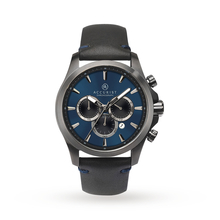 Accurist Black Ion Plated Chronograph Mens Watch
