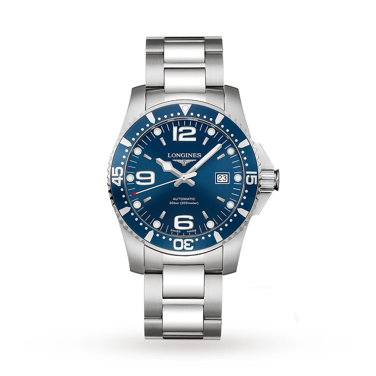 Longines HydroConquest Mens L3.742.4.96.6
