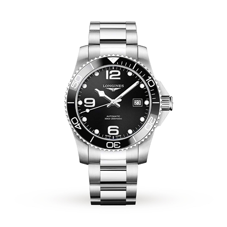 Longines HydroConquest 41mm Mens Watch L37814566