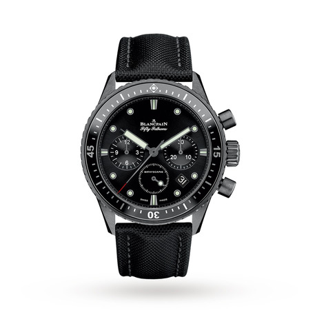 Blancpain Fifty Fathoms Bathyscape Flyback Chronograph