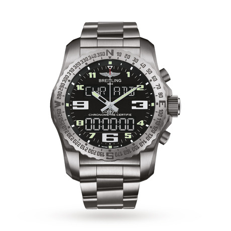Breitling Cockpit B50 Mens Watch