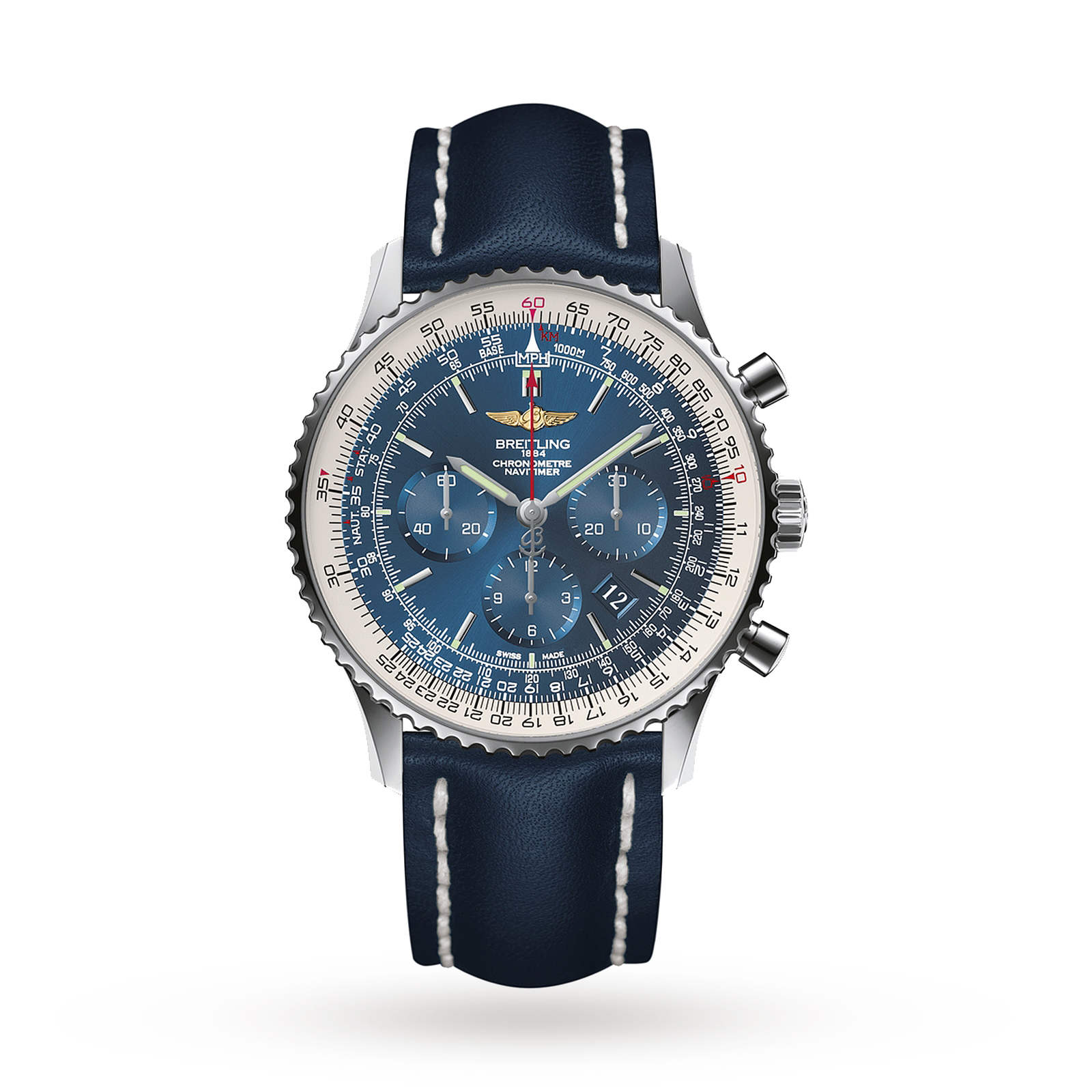 breitling navitimer mens watch luxury watches watches goldsmiths