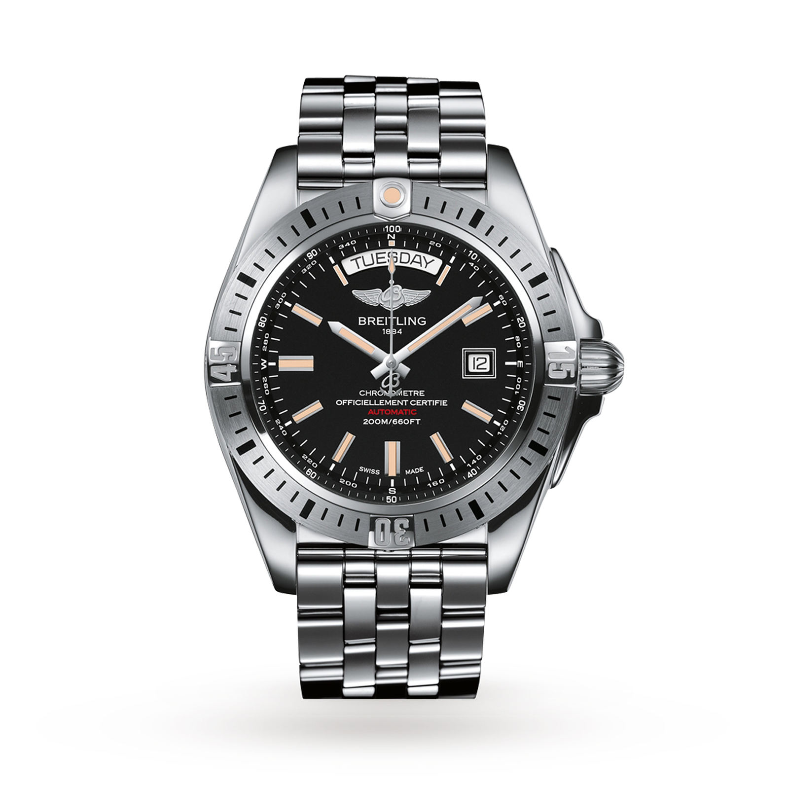 Breitling Galactic 44 Mens Watch