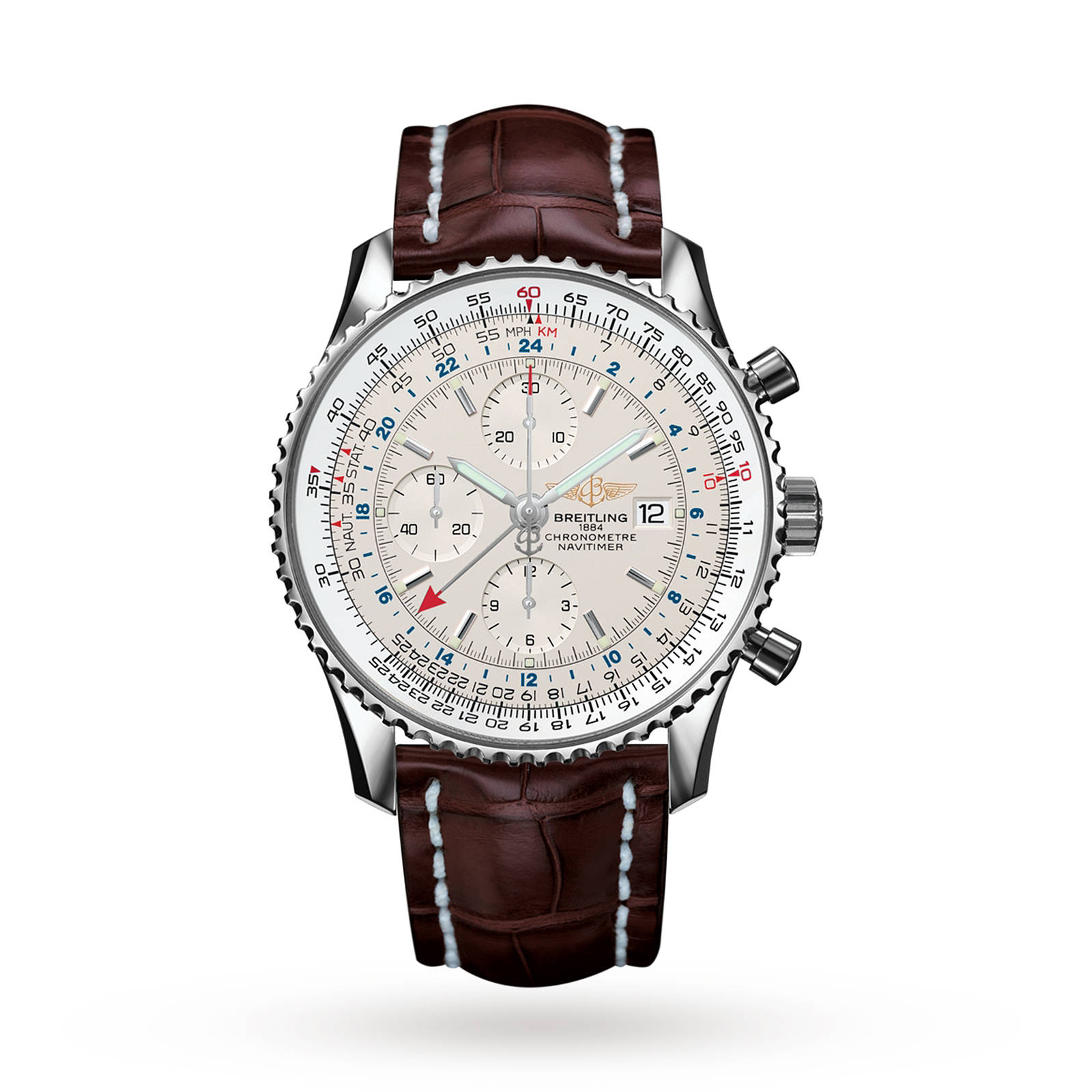 Breitling Navitimer 1 World GMT A2432212/G571 756P