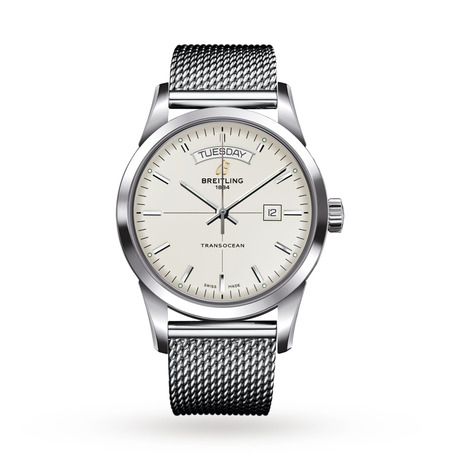 Breitling Transocean Day-Date A4531012/G751 154A