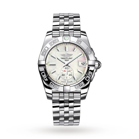 For Her - Breitling Galactic 36 Ladies Watch - A3733012/A716376A