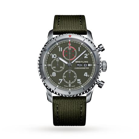 Breitling Watch Aviator 8 Chronograph 43 A133161A1L1X2