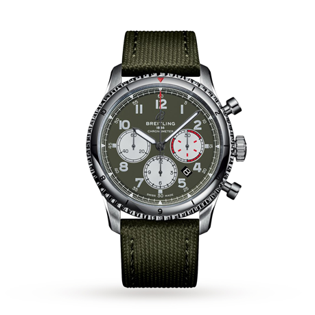Breitling Navitimer 8 41mm Mens Watch AB01192A1L1X2