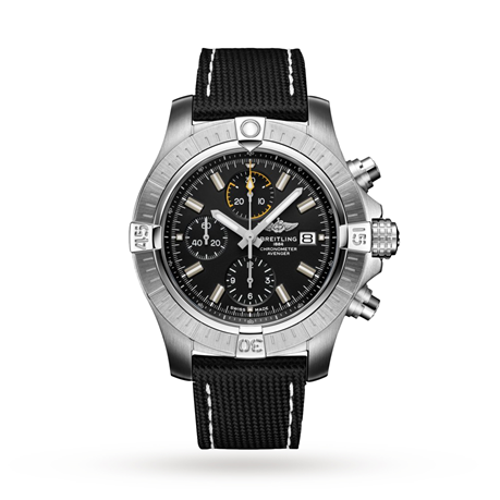 Breitling Avenger Chronograph 45 Mens Watch