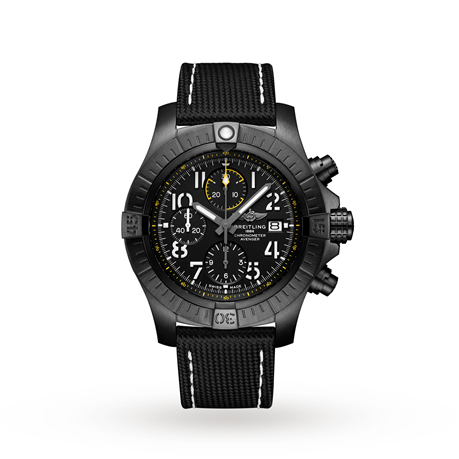 Breitling Avenger Chronograph 45 Night Mission V13317101B1X2