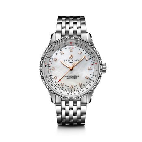 Breitling Navitimer 35 Ladies Watch A17395211A1A1