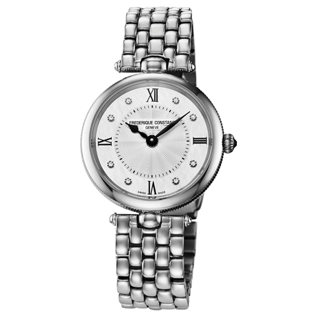 Frederique Constant Art Deco 30mm Ladies Watch FC-200MPWD2AR6B