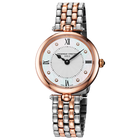 Frederique Constant Art Deco 30mm Ladies Watch FC-200MPWD2AR2B