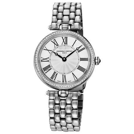 Frederique Constant Art Deco 30mm Ladies Watch FC-200MPW2ARD6B