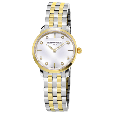 Frederique Constant Slimline 25mm Ladies Watch FC-200STDS3B
