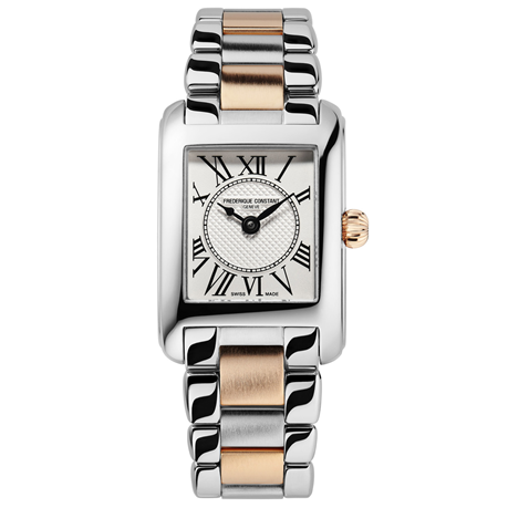 Frederique Constant Classic Carree 21mm Ladies Watch FC-200MC12B