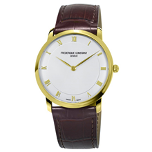 Frederique Constant Slimline 38mm Mens Watch FC-200RS5S35