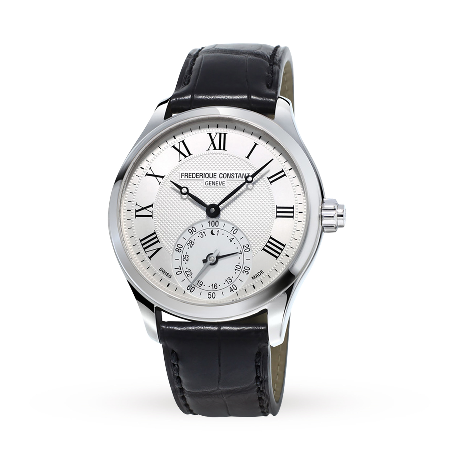 Frederique Constant Quartz Mens Smartwatch