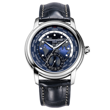 Frederique Constant Worldtime Automatic Mens Watch