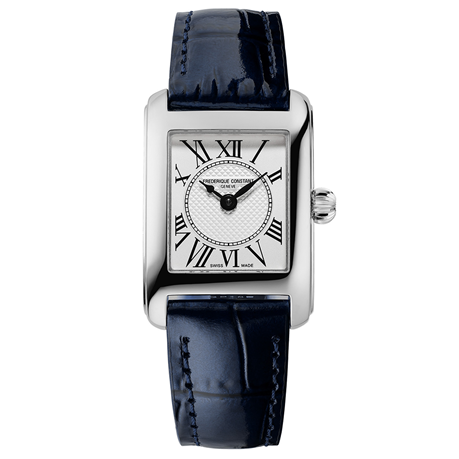 Frederique Constant Classic Carree 23mm Ladies Watch FC-200MC16