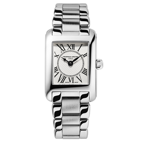 Frederique Constant Classic Carree 23mm Ladies Watch FC-200MC16B