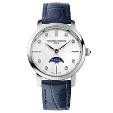 Frederique Constant Slimline Quartz Ladies Watch