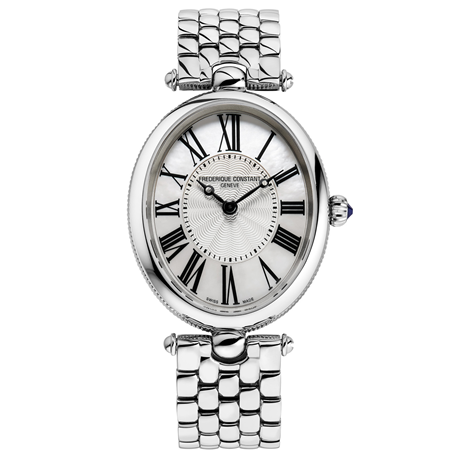 Frederique Constant Art Deco Quartz Ladies Watch
