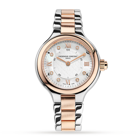 Frederique Constant Delight Quartz Ladies Smartwatch