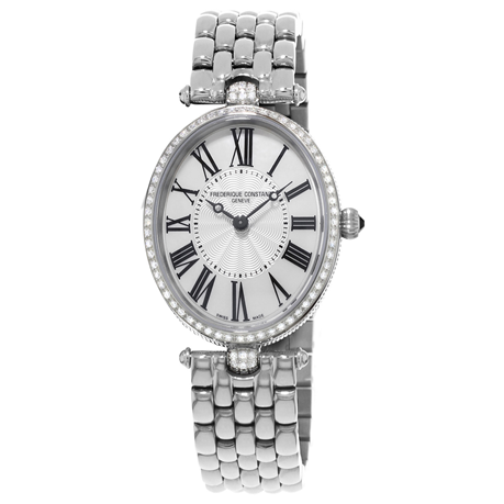 Frederique Constant Art Deco 30mm Ladies Watch FC-200MPW2VD6B
