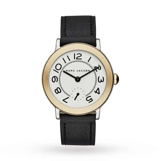 Marc Jacobs Unisex Riley Watch