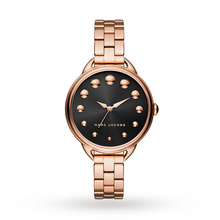 Marc Jacobs Betty Ladies Rose Gold Tone Watch