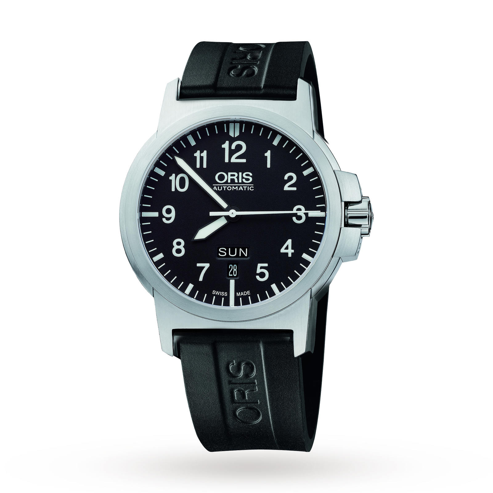 watches baselworld oris limited big alarm propilot edition crown price