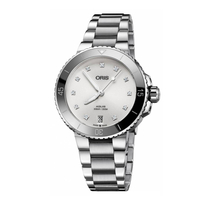 Oris Aquis 29mm Ladies Watch 73377314191MB