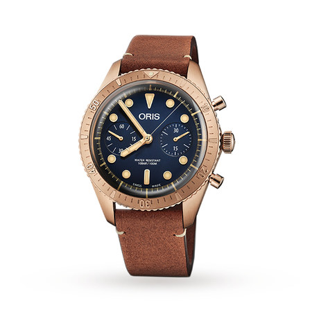 Oris Carl Brashear Chronograph Limited Edition - Exclusive