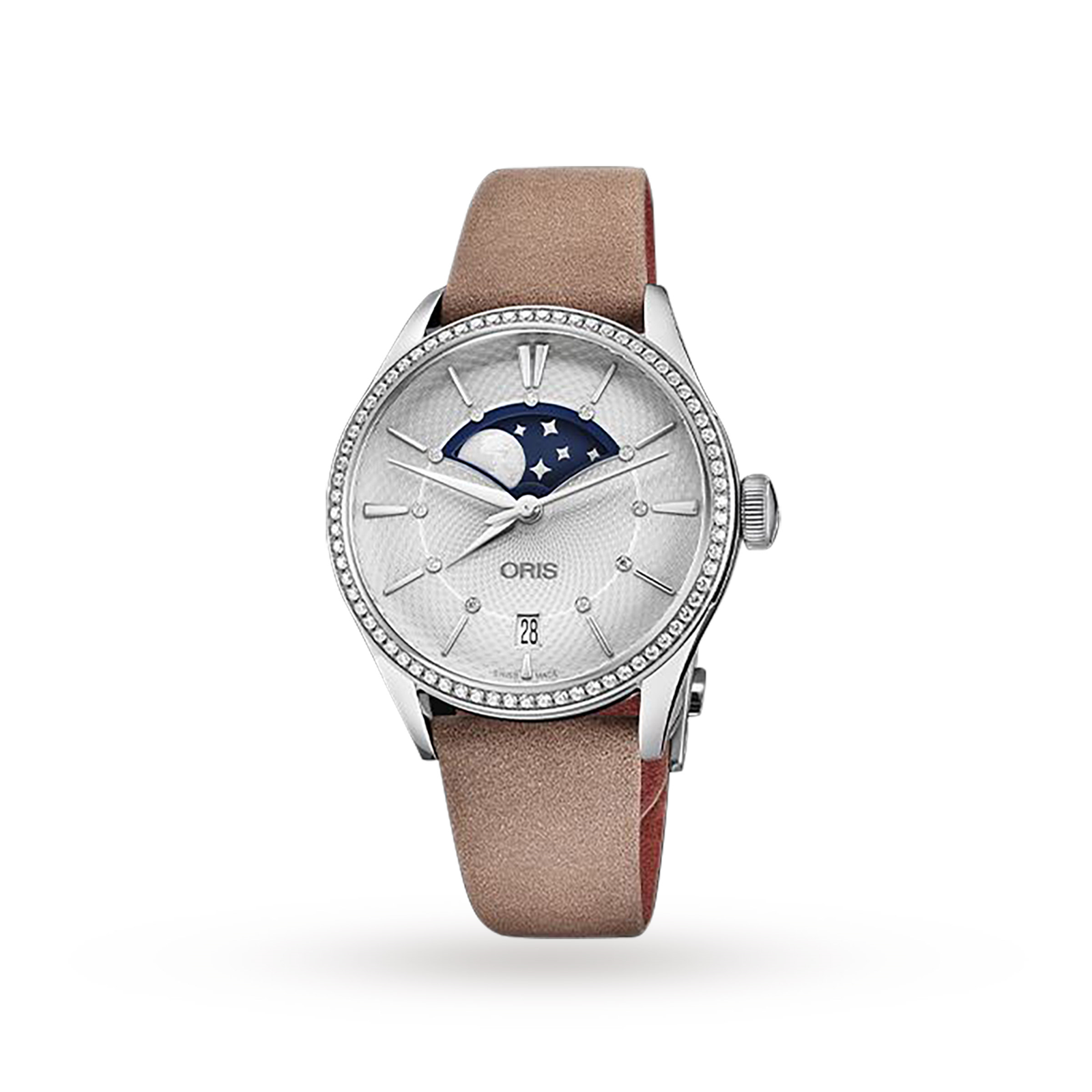 Oris Artelier Grande Lune Ladies Watch