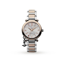 Vivienne Westwood Orb Bi-Colour Ladies Watch