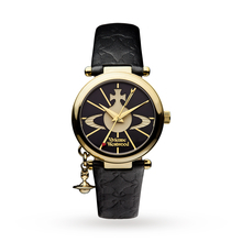 Vivienne Westwood Orb 2 Black Ladies Watch