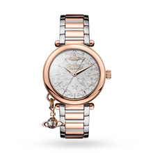 Vivienne Westwood Ladies Orb Watch VV006RSTT - Exclusive