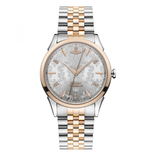 Vivienne Westwood Wallace Rose Gold Tone Ladies Watch VV208RSSL