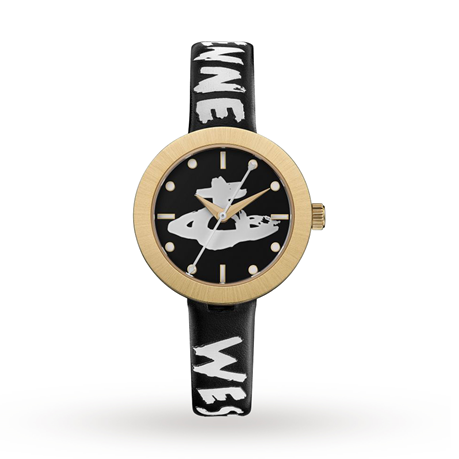 Vivienne Westwood Ladies Watch VV221GDBKSTD