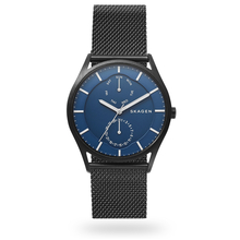 Skagen Holst Black Steel Men's Watch SKW6450