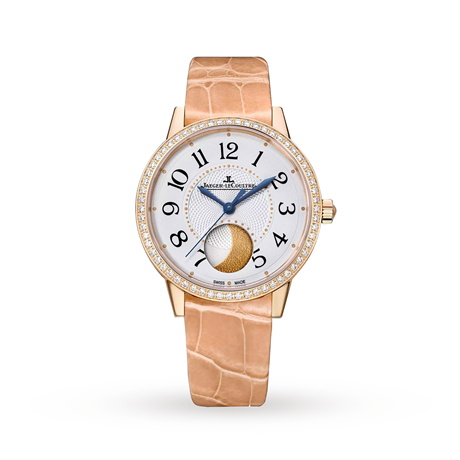 Jaeger-LeCoultre Rendez-Vous Moon Medium Ladies Watch