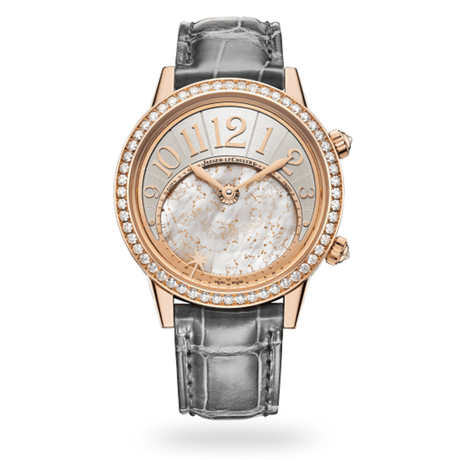 Jaeger-LeCoultre Rendez-Vous Rose Gold Automatic Ladies Watch