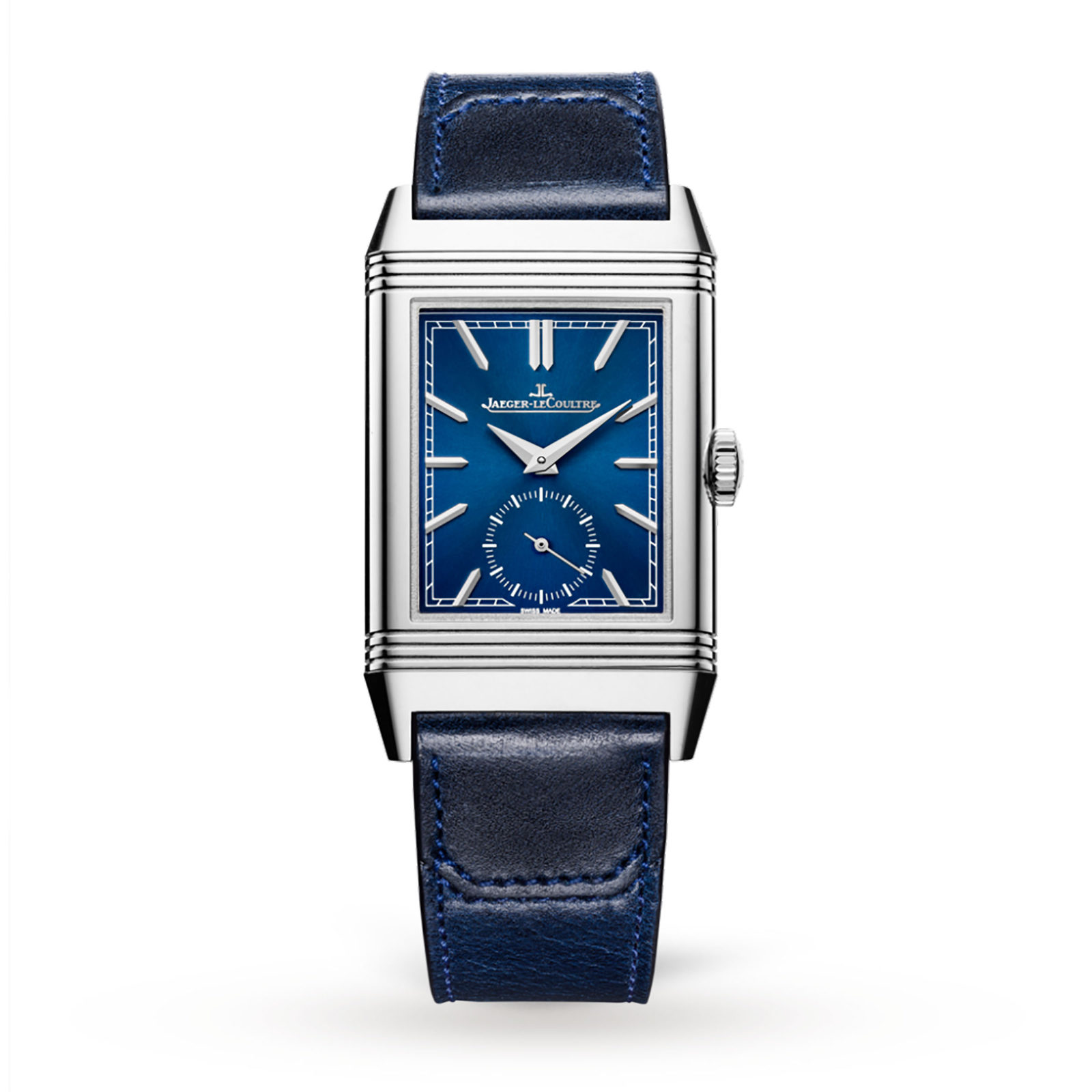 538a6f075e Jaeger-LeCoultre Reverso Tribute Mono Small Second | Watch Selector ...