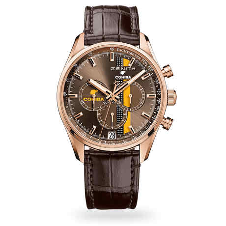 Zenith El Primero Legend of Cohiba Men's Watch