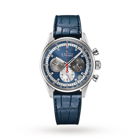 Zenith Chronomaster 36'000 VpH Mens Watch