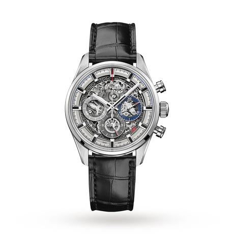 Zenith Chronomaster Full Open Mens Watch