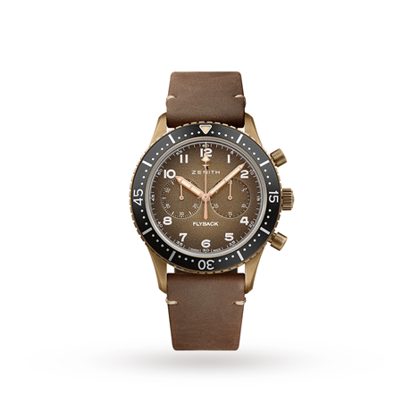 Zenith Cronometro Tipo Cp 2 Flyback